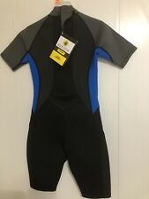 """New listing Body Glove Wetsuit SpringSuit Youth MEDIUM - NEW - 5' to 5' 3"""" 80 - 90 lbs"""