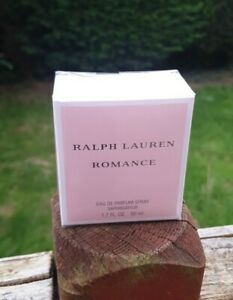 RALPH LAUREN ROMANCE 50ML EAU DE PARFUM SPRAY BRAND NEW & SEALED free shipping