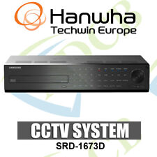 Samsung SRD-1673D 16 Channel H.264 Full HD Output D1 Resolution DVR 1TB