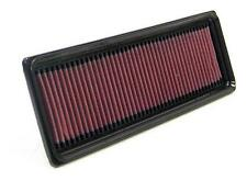 K&N Hi-Flow Performance Air Filter 33-2847 fits Peugeot 307 1.6 HDi 110,1.6 HDi