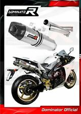 YZF R1 1000 RN22 Exhaust HP1 Carbon Dominator Racing silencer 2009 2010 2011