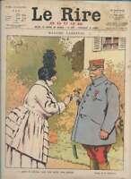 Journal Le RIRE Rouge, édition de guerre N° 99 du 7 octobre 1916