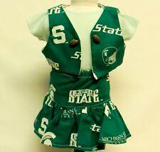 Michigan State Spartans Outfit For 18 Inch Doll