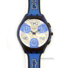 Swatch Uhr Skin Chrono Special ATHEN 2004 (SUYZ103) (NEU)