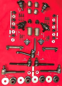 Chevrolet 1967 - 1968  Belair, Impala Complete Front Steering and Suspension Kit