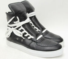 KRIS VAN ASSCHE ZIPPER SURGERY SNEAKERS SIDE LACING EU 44 US 11