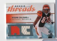 Andre Caldwell Bengals Jersey 27/199 RT-AC Rookie Threads Upper Deck 110220MLCD