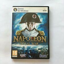 NAPOLEON : TOTAL WAR  - PC GAME DVD-ROM