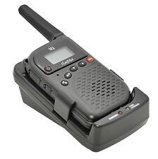 NEW LICENSE FREE RADIO PMR446 TWO WAY RADIO SLIM LINE WITH FLASH LIGHT, COMPACT