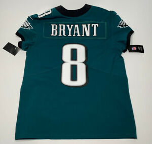Nike x Philadelphia Eagles Vapor Player Cut Kobe Bryant Jersey #8 - 44
