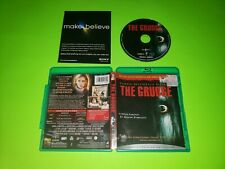 The Grudge Blu Ray 2004 2009 TESTED VERY GOOD Horror Rings
