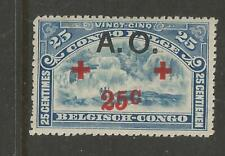 RUANDA-URUNDI -  BELGIAN CONGO - 1916 ISSUE  COB 39 MH
