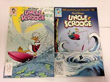 Walt Disney's Uncle Scrooge #266 267 268 269 270 271 272 273 274 1992