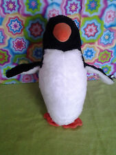 Penguin Large, Stuffed Bird Pattern for You to Sew Full Size Pattern