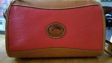 Dooney bourke vintage handbags leather cross body