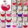 Baby Girls 1st Birthday Outfit Tutu Skirt Cake Smash Party Headband Dress Set
