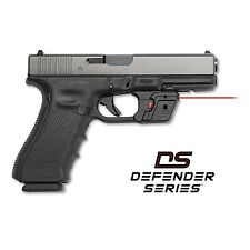 Crimson Trace Defender Accu-Guard Red Laser Sight Glock Full Size/Compact Ds-121
