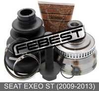 Outer Cv Joint 33X59.5X38 For Seat Exeo St (2009-2013)