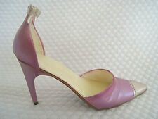 Just The Right Shoe Birthday Bow 2003 Pink Mini Heel figure Raine Collectable