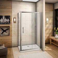 140x90cm cabine de douche porte coulissante avec paroi de douche pas de receveur