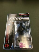 GI Joe Cobra Shock Trooper v1 2011 POC New in Package Pursuit of Cobra POC