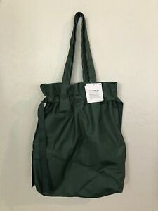 NWT Lululemon Easy As A Sunday Tote Bag Purse ALGR Green