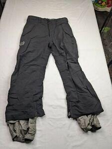 Ronin Burton Small Black Snow Board Ski Adult Pants