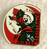 Star Wars The Last Jedi - Join the Resistance Enamel Pin - New