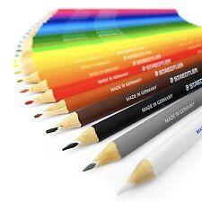 Staedtler - Johanna Basford Ergo Soft Triangular Colouring Pencils - Tin of 24