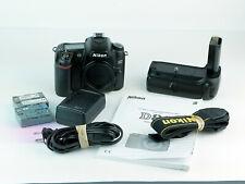 Nikon D80 Digital SLR Camera Bundle with Nikon