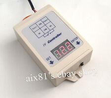 12V 24V Digital Voltage Meter Test Control Relay Timer Time Delay Switch Módulor