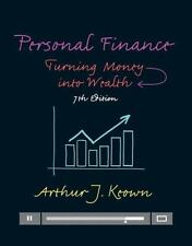 Personal Finance : Turning Money into Wealth by Arthur J. Keown (2014) PDF