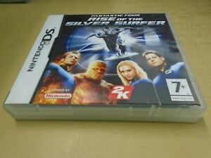 Fantastic Four: Rise of the Silver Surfer (Nintendo DS, 2007)