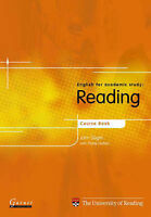 (Good)-English for Academic Study: Course Book and Source Book: Reading (Paperba