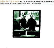 CDM - Blank & Jones-DJs, Fans & Freaks (TRANCE) NEW STORE STOCK - LISTEN