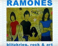 Italian Book The Ramones and Contemporary Art