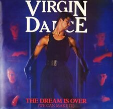 """VIRGIN DANCE the dream is over 12 SP 14 uk spartan 12"""" PS EX/EX"""
