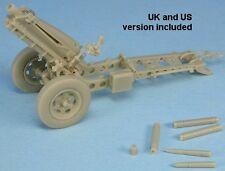 1/48th GASOLINE  WWII US 75mm pak howitzer