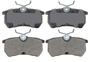 Rr Premium Semi Met Brake Pads  Ideal Brake  PMD886