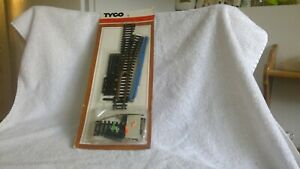 Vintage Tyco Ho Scale Track, (1) Electric Switch R.H. 911:550, New Old Stock