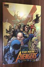 NEW AVENGERS (Vol 1) -- Volume 6 Hardcover -- Revolution -- Bendis HC
