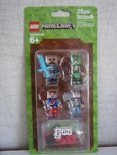 Lego Minecraft 853609 envelopper l'ensemble 1 - NEUF ET EMBALLAGE D'ORIGINE