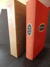 JOHN BROWN'S BODY - Stephen Vincent Benet :Limited Editions Club 991/1500 Illust
