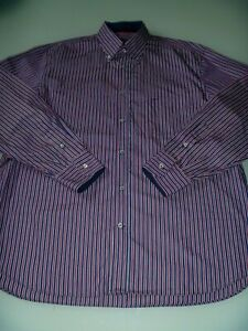 #6882 PAUL & SHARK L/S Shirt Size 43 (L) *as NEW*