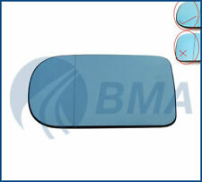 BMW E38 E39 WING MIRROR GLASS LEFT/RIGHT BLUE HEATED ASPHERICAL 51168119724