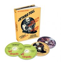 JETHRO TULL - TO OLD TO ROCK 'N' ROLL: TOO YOUNG TO DIE!   2CD + 2DVD  SEALED