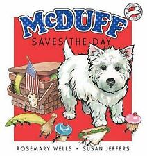 McDuff Saves the Day by Rosemary Wells