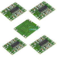 5PCS Digital Amplifier Board Class D 2*3W USB Power Mini PAM8403 Audio Module