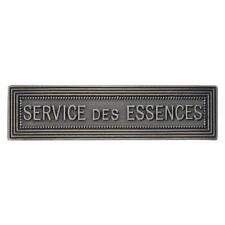 Agrafe pour médaille Ordonnance SERVICE DES ESSENCES