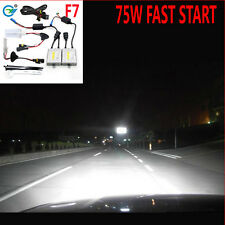FAST START 75W 70W HID Xenon conversion Kit  H1 H3 H7 HB3 9005 9006 H11 D2H